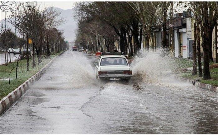 هشدار وقوع سیلاب ناگهانی در ۴ استان