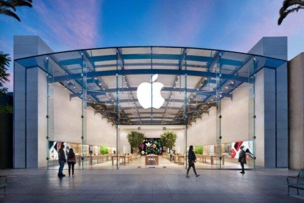 بازگشایی فروشگاههای اپل در امریکا