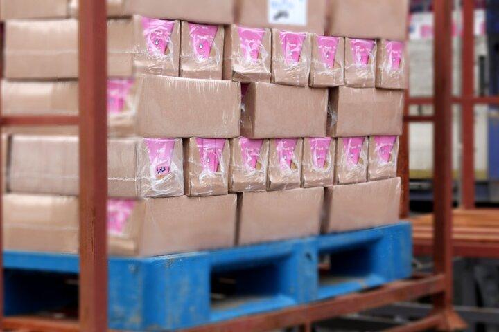 صادرات سومین محموله فرآوردههای لبنی به افغانستان
