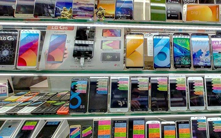 قیمت پرفروش ترین گوشیهای تلفن همراه هفته سوم خرداد ۱۴۰۰