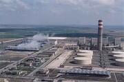 مصرف گاز در نیروگاه شهید مفتح همدان یک میلیارد متر مکعب کاهش یافت