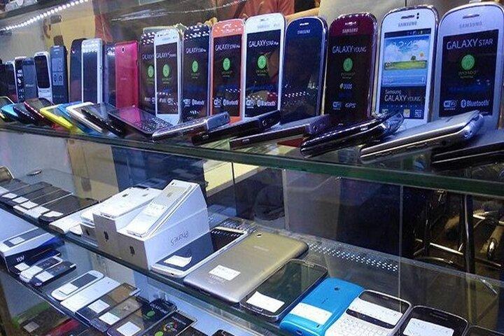 قیمت روز انواع تلفن همراه در ۲۲ شهریور ۱۴۰۰