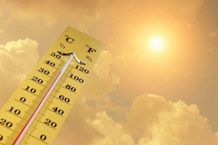آخر هفته گرم در انتظار کشور است