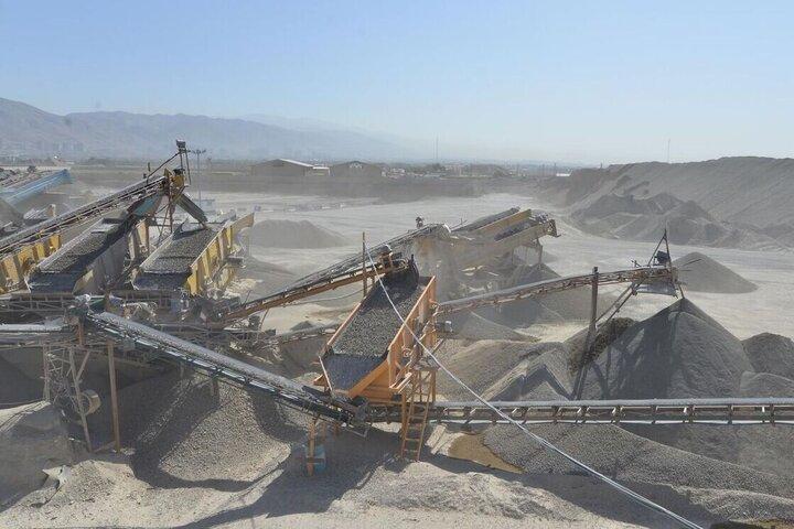 نرخ شن و ماسه در مازندران چندباره گران شد