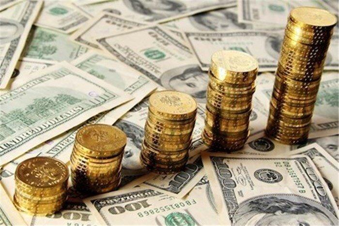 کاهش ۲۹۰  هزار تومانی قیمت سکه/ دلار  در سراشیبی به ۱۹۱۳۰ تومان رسید