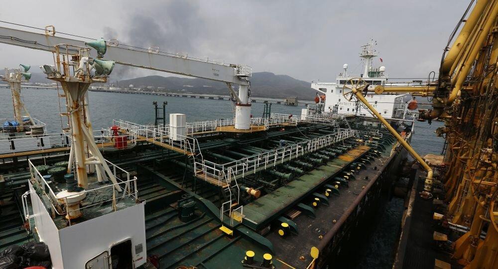 سومین نفتکش ایران وارد آبهای ونزوئلا شد