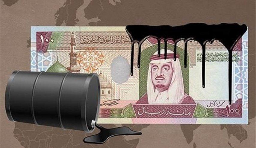 ذخایر ارزی عربستان ۴۰ میلیارد دلار آب رفت