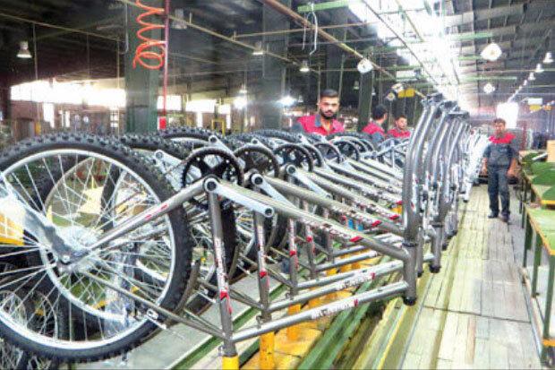 بزرگترین کارخانه دوچرخهسازی خاورمیانه پا در رکاب تولید گذاشت؛ «آساک دوچرخ» از فراز تا فرود