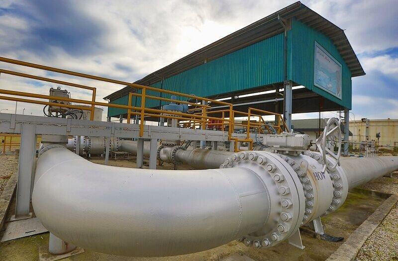 افزایش ۲۲درصدی انتقال فرآوردههای نفتی از طریق خطوط لوله منطقه شمالشرق