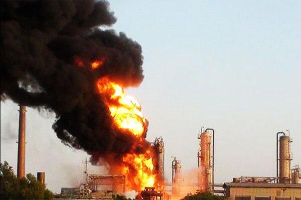 تولید در پالایشگاه نفت تهران از سر گرفته شد