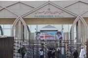 بازدید معاون ستاد اجرایی فرمان حضرت امام(ره) از پایانه مرزی مهران