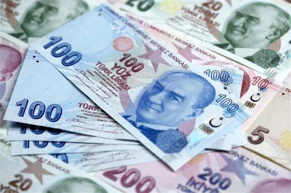 کاهش ارزش لیر ترکیه در برابر دلار
