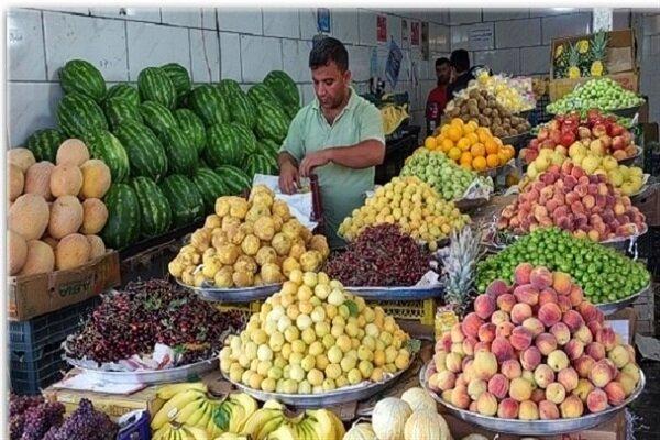 قیمت میوه و تره بار در ۲۲ خرداد ۱۴۰۰