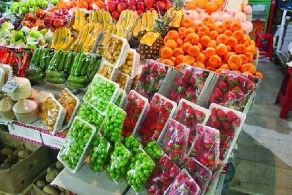 قیمت میوه و تره بار در یکشنبه ۲۷ مهر ۹۹
