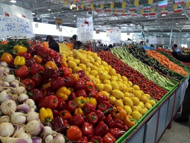 تراز تجاری مثبت محصولات میوه و تره بار در سال ۹۸
