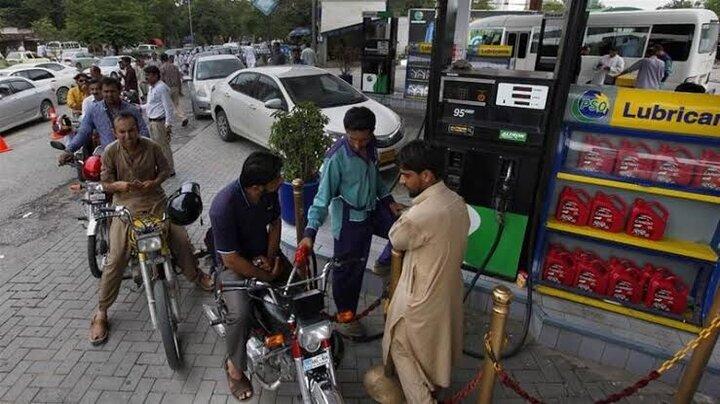 بحران بنزین در پاکستان