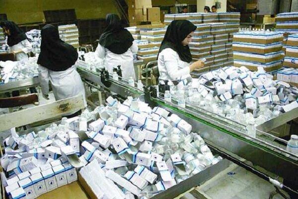 ۵۰۰ قلم دارو در لرستان تولید میشود/ تامین ۳۰ درصد داروی مورد نیاز کشور