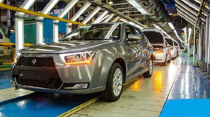 افزایش قیمت محصولات ایران خودرو