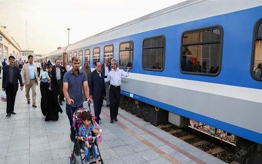 افزایش ۲۰ درصدی قیمت بلیت قطار از ابتدای شهریور ماه