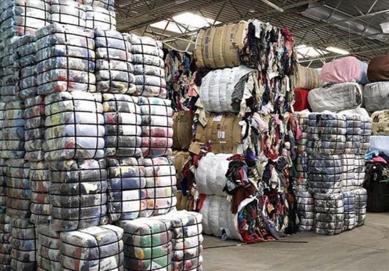 قاچاق پوشاک بنجل به کشور؛ تهدید تولید داخل