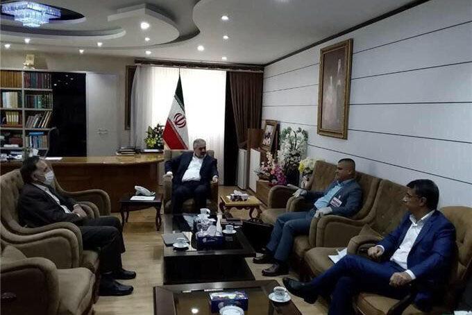 آماده حمایت از سرمایه گذاران اقلیم کردستان عراق هستیم