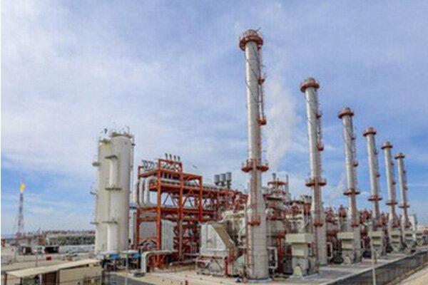 تولیدات پالایشگاه چهارم پارس جنوبی افزایش یافت