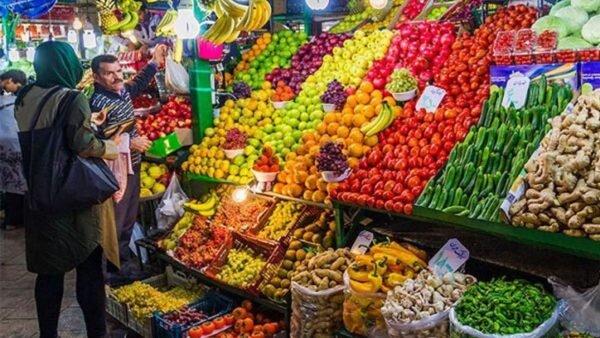 قیمت میوه و تره بار در ۱۱ خرداد ۱۴۰۰