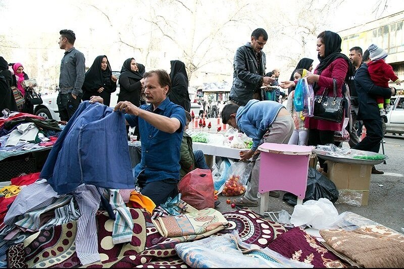 جمعه بازار یاسوج تعطیل شد/ اصناف پر خطر همچنان غیر فعال