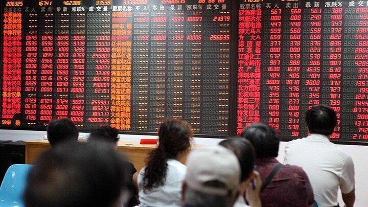 رشد در بازار سهام آسیا