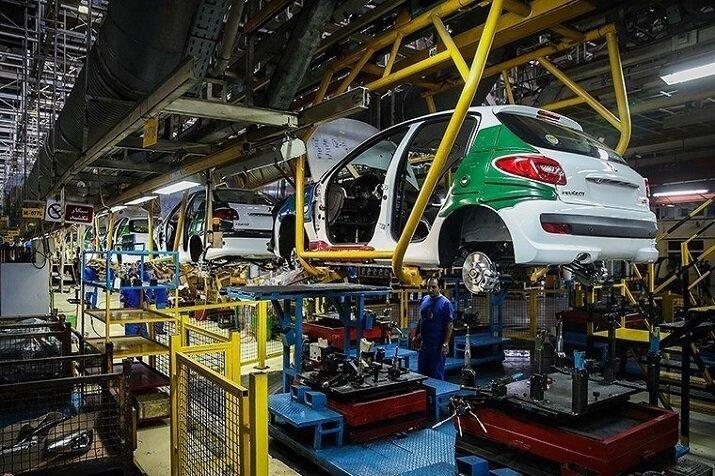 تولید محصولات بنزینی ایران خودرو با استاندارد یورو ۵