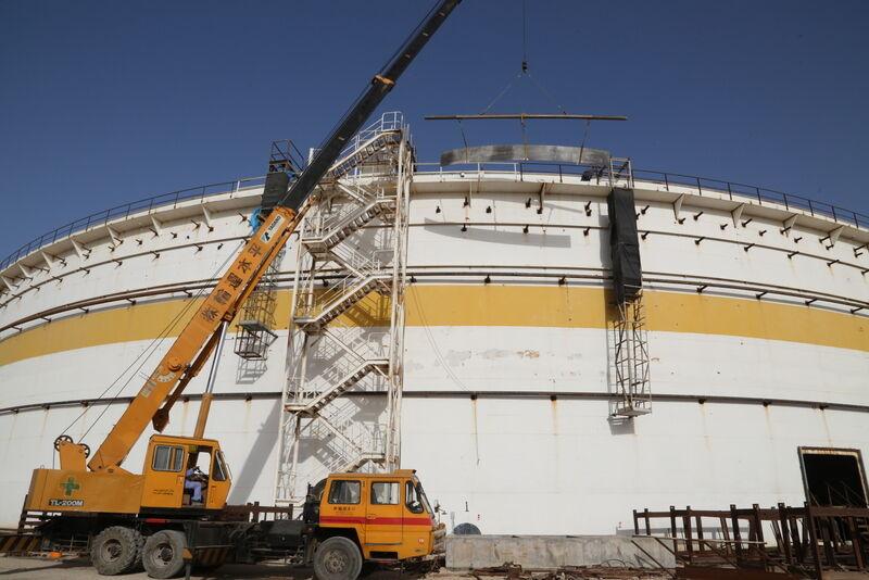 ظرفیت ذخیرهسازی نفت خام در خارگ ۳ میلیون بشکه افزایش یافت