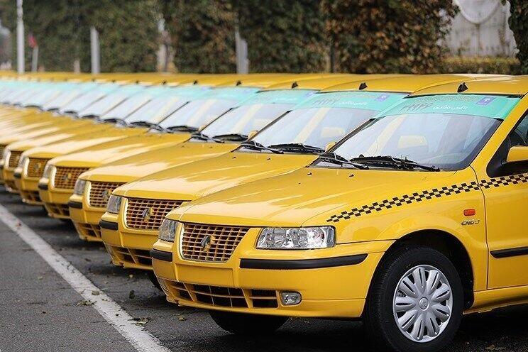 ۱۷ هزار تاکسی فرسوده پایتخت در صف وام