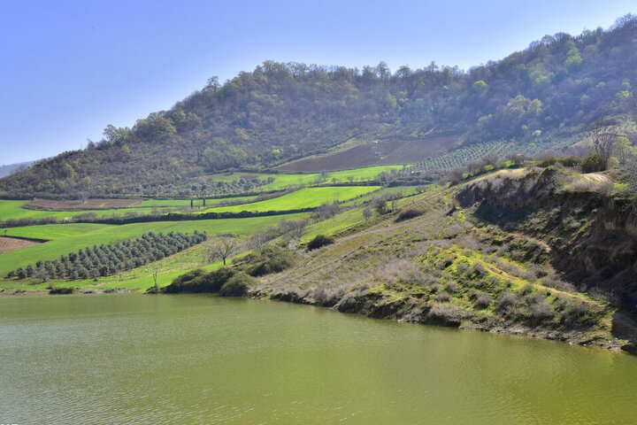 آب بندان های مازندران ۱۸۰ میلیون مترمکعب آب ذخیره کردند