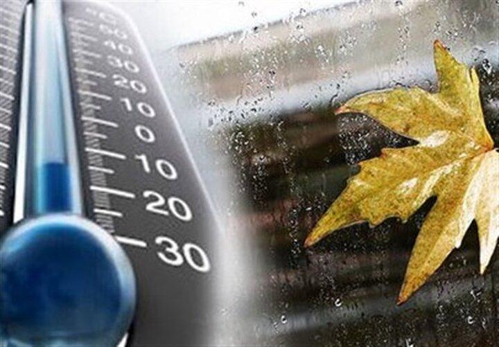 احتمال کاهش نسبی دمای صبحگاهی در همدان/ ثبت دمای زیرصفر درجه دور از انتظار نیست