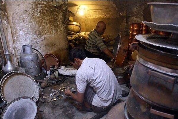 گرانی مواد اولیه چالش جدید مسگران در همدان