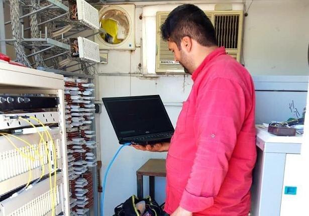 ۸۰۰ کیلومتر فیبرنوری بینشهری در استان سمنان اجرا شده است