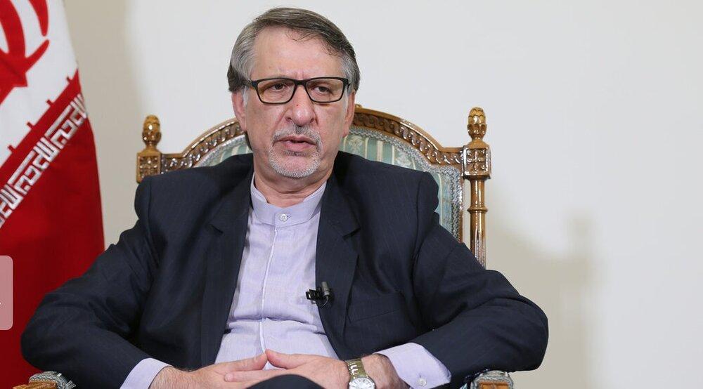 نامه سفیر ایران در لندن به دبیرکل سازمان بین المللی دریانوردی