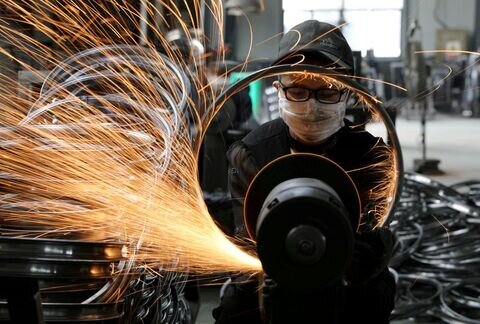 افزایش سوددهی شرکتهای صنعتی چین
