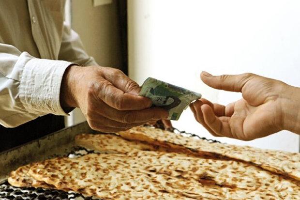 قیمت نان در مازندران واقعی نیست