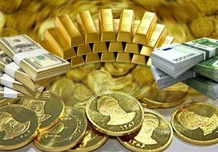 قیمت تمام سکه طرح جدید از ۱۱ میلیون تومان عبور کرد/ دلار ۲۳۷۲۰تومان