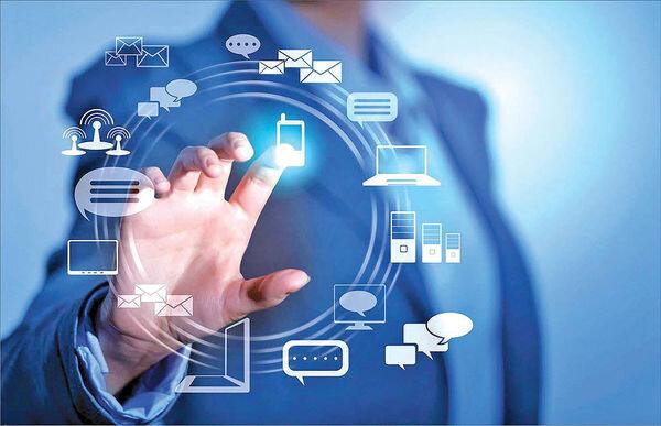 رونمایی از طرحهای فناوری اطلاعات با حضور رئیس جمهور