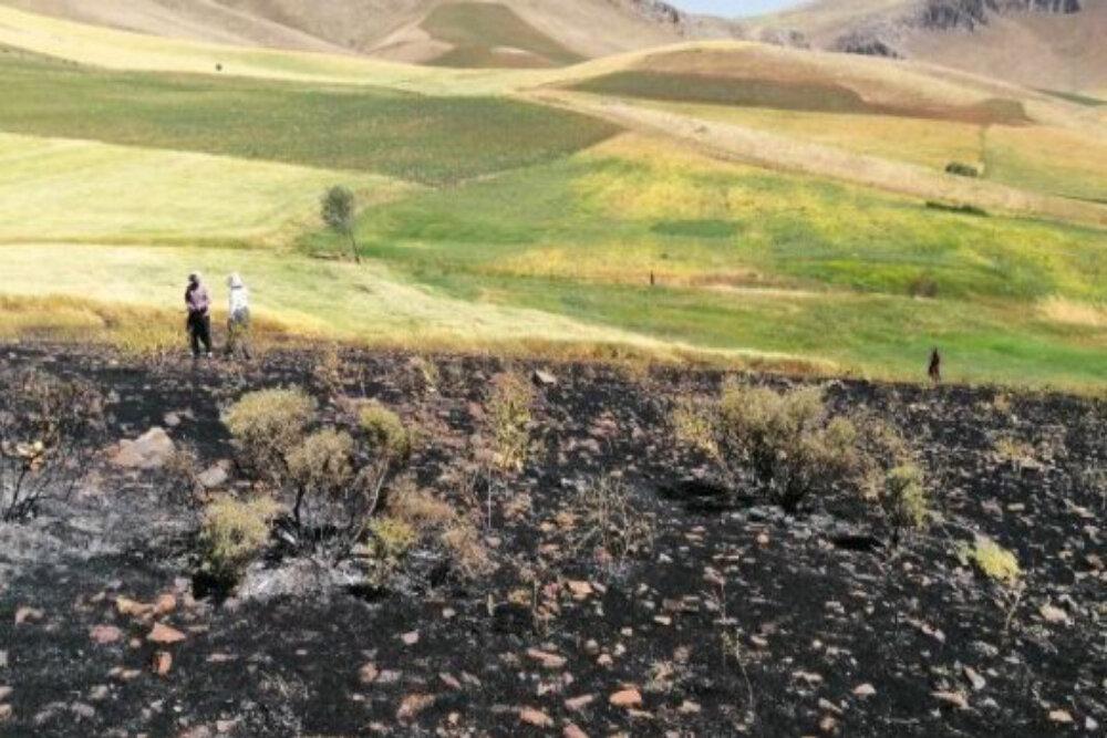 مراتع قوچان در آتش غفلت میسوزد؛ توسعه پایدار در گرو حمایت از منابع طبیعی
