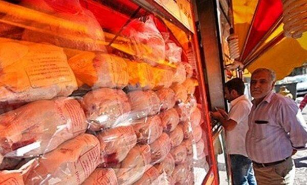 گوشت مرغ در اردبیل ۸ هزار تومان گران شد؛ افزایش قیمت ادامه دارد