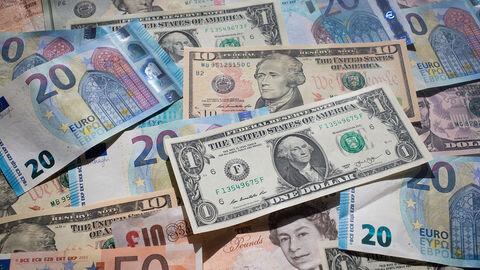 کاهش نرخ ۳۳ ارز بانکی