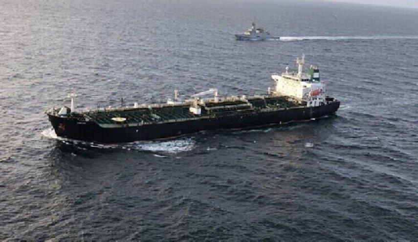 توقیف یک محموله نفتی توسط آمریکا با ادعای متعلق بودن به ایران