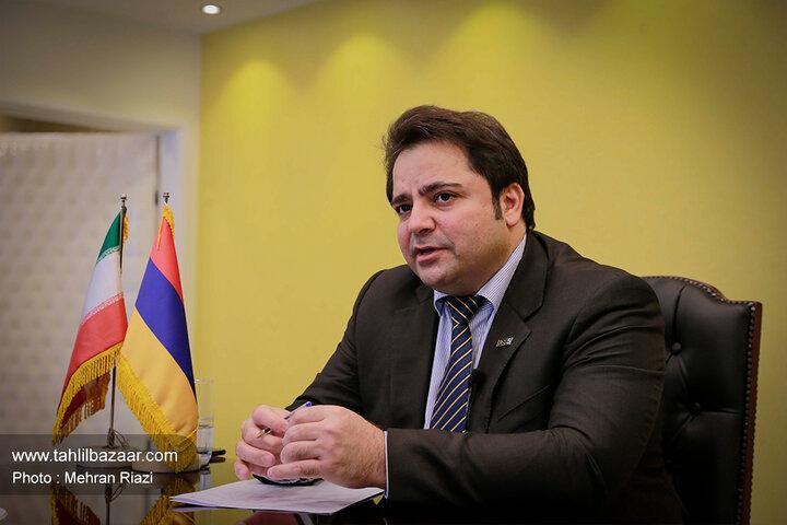 عضویت در اورآسیا قربانی یک اشتباه/ تجارت خارجی ایران قربانی مناقشه ارمنستان و آذربایجان