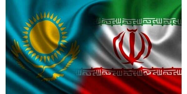 رایزنی برای افزایش حجم مبادلات تجاری ایران و قزاقستان