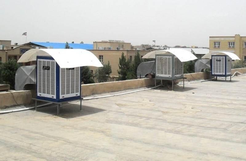 خاموشی کولر در موارد غیرضروری و نصب سایهبان راهکار صرفهجویی ۱۵ درصدی در مصرف آب یزد