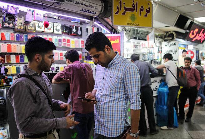 افزایش قیمت گوشیهای لاکچری در بازار بی رمق