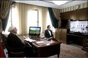 «کارخانه نوآوری شیراز» توسط رئیس جمهور افتتاح شد